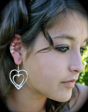 Lux - Ear Cuff Jewelry Gold or Silver