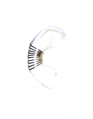 Spring Ten - Ear cuff
