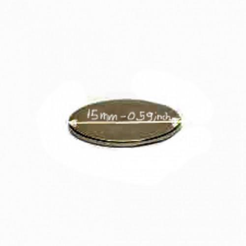 12-15mm Pressure Magnetic Earrings for Ear Lobe Keloids
