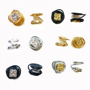 Celtic Knot Clipon Earrings