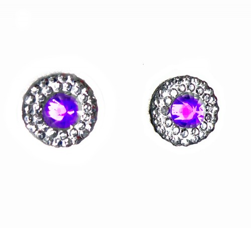 Colorful 10mm Magnetic Earringsearlums