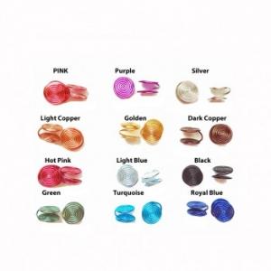 Colorful Earrings for Earlobe Keloid